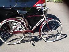 1968 Rudge Bicycle Men's 3 Speed Raleigh Made Coaster Brake
