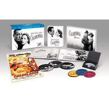Casablanca: 70th Anniversary - Limited Collector's Edition [Blu-ray + DVD] *NEW*