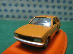 Vintage - Opel Ascona - 1/43 Auto-Pilen
