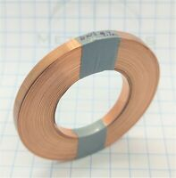6mm x 0.3mm x 9.7m High Purity T1 99.96% Low Oxygen Copper Strip Strap battery