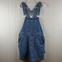 Bill Blass Jeans Women's Size S Med Wash Denim Jean Short Overalls