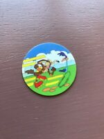 Tazos Looney Tunes Series 1 Number 8 Road Runner 1995