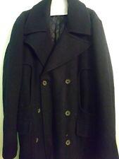 michael kors wool  coat mens