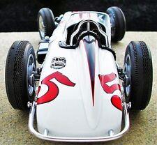 Racer Vintage Indy 500 Race Car Rare Concept 1960s Sport Midget Sprint Metal F1