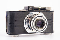 Vintage Argus A2B Art Deco 35mm Film Camera with Anastigmat 50mm f/4.5 Lens V17