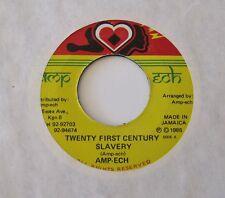 Amp-Ech : Daddy Mi Hungry (Reggae)