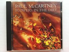Paul McCartney FLOWERS IN THE DIRT 1989 USA original CD MINT
