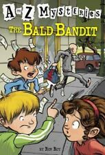 The Bald Bandit (A to Z Mysteries) by Ron Roy