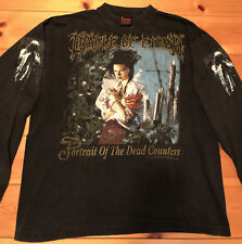 Cradle Of Filth - 1996 Portrait Of The Dead Countess Shirt XL | Type O Negative