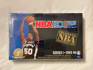 1993-94 Skybox Hoops Series 1 Basketball Box