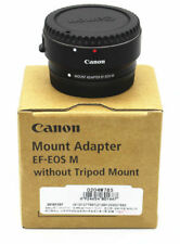 Genuine New Boxed CANON MOUNT ADAPTER EF-EOS M