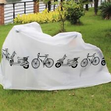 Durable Waterproof Scooter Motorcycle Rain Dust Cover Bicycle Protect Gear