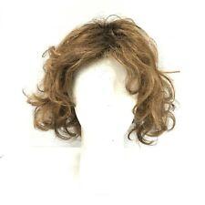 Ellen Wille Curly Wavy Dark Blond Wig Hair Cap Shampoo Staysput Adhesive 182470