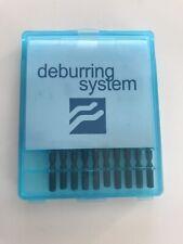 Deburring Blades 10 PC (BS1010) UK Seller (new)