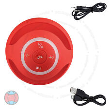 New red mini haut-parleur bluetooth sans fil main-libre pour pc portable mobile Dcuk
