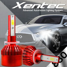 XENTEC LED HID Foglight Conversion kit 880 6000K for 1996-1997 Oldsmobile LSS