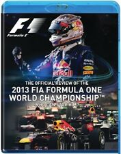 FORMULA ONE 2013 - BLU-RAY Season Review SEBASTIAN VETTEL F1 1 Grand Prix NEW UK