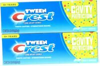 2 Ct Crest Tween 4.2 Oz Minty Breeze Cavity Protection Toothpaste 9 Years & Up