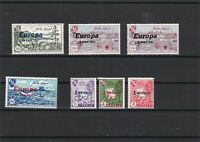 Europa Mint Never Hinged Stamps Ref 23804