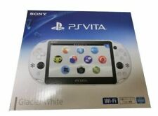 SONY PlayStation Vita Wi-Fi Console PCH-2000 ZA22 Glacier White PS Vita New