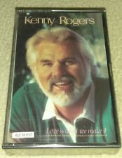 Kenny Rogers Love Is What We Make It Cassette