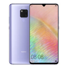 "HUAWEI Mate 20 X (EVR-L29) 7.2"" 6GB/128G Factory Unlocked Phantom Silver By USPS"