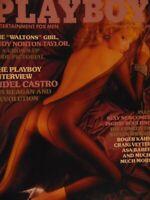 Playboy August 1985 | Cher Butler Judy Norton Taylor Ingrid Boulting      #B8723