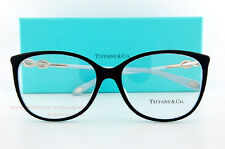 Brand New Tiffany & Co. Eyeglass Frames 2143B 8055 Black SZ 55 Women