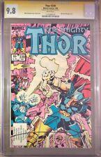 Thor 339 CGC SS 9.8 Signed By Walt Simonson