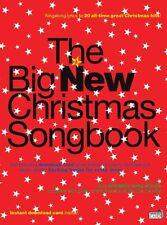 Big Christmas Songbook Play POP ROCK GUITAR CHORDS Music Book & Download Card