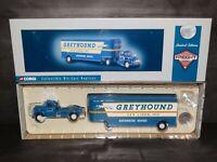 Corgi Greyhound Lines Moving Truck Diamond T620 Trailer 1:50 Scale Diecast