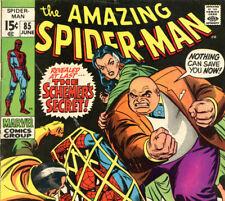 Marvel Amazing Spider-Man Issue 85 June 1970 7.5 VF-  Excellent condition!