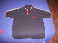 Snap-On Racing Polo Style Shirt Swingster U.S.A. Made Size L