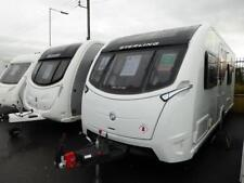 Sterling 1 Axles Caravans 4 Sleeping Capacity