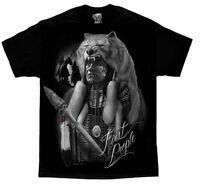 David Gonzales Art DGA First People Native American Indian Adult Mens Tee Shirt