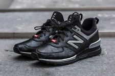 10 D New Balance Shoes Marvel Black Panther 574 Sport Limited Edition MS574BKP
