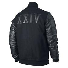 "Designer Style Men's KOBE Destroyer XXIV Jacket ""Battle"" - Leather Sleeves"