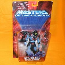 2002 MODERN SERIES MOTU HE-MAN MASTERS OF THE UNIVERSE SPIN BLADE SKELETOR MOC