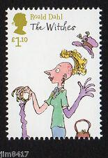 "2012 SG 3259 £ 1.10 ""le STREGHE'S Ex Roald Dahl Prestige LIBRO PSB DX55"