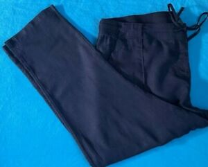 Ladies M & S Collection Trousers. Brand New. Navy Blue. FREE P+P. Size 20 x 27