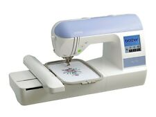 "Brother PE770 5""x7"" Embroidery Machine With Built-in Memory"