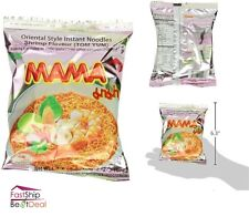 Mama Thai Instant Noodle 30 Pack Tom Yum Shrimp Flavour Hot Spicy Food Ramen New