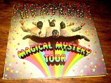 THE BEATLES ~ MAGICAL MYSTERY TOUR ~ E.P. ~ MMT1 ~ MONO ~ EX/EX