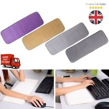 More details for wrist raised hands rest support keyboard comfort pad ergonomic support 60x20cm