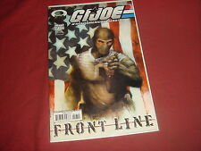 G.I. JOE : FRONTLINE #17 Cover A   Image Comics 2003  NM