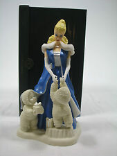 Dept 56 Snowbabies Under the Midnight Moon w/Barbie 69903 Guest Collections NRFB