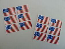 Mini paquete de pegatinas, Autoadhesiva Estados Bandera De Etiquetas, Fr21