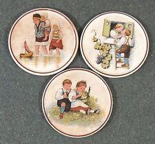 3 Villeroy & Boch Coasters Butter Pats
