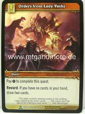 WoW - 1x Orders from Lady Vashj - Archives - Foil