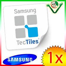 1x Etichetta adesivo NFC Tectiles Tag originale Samsung per Galaxy S2 LTE I9210